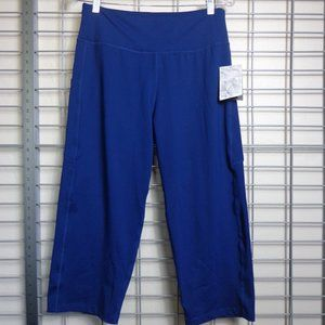 NWT Baleaf Capris w/ Side Pockets Cropped Leggings